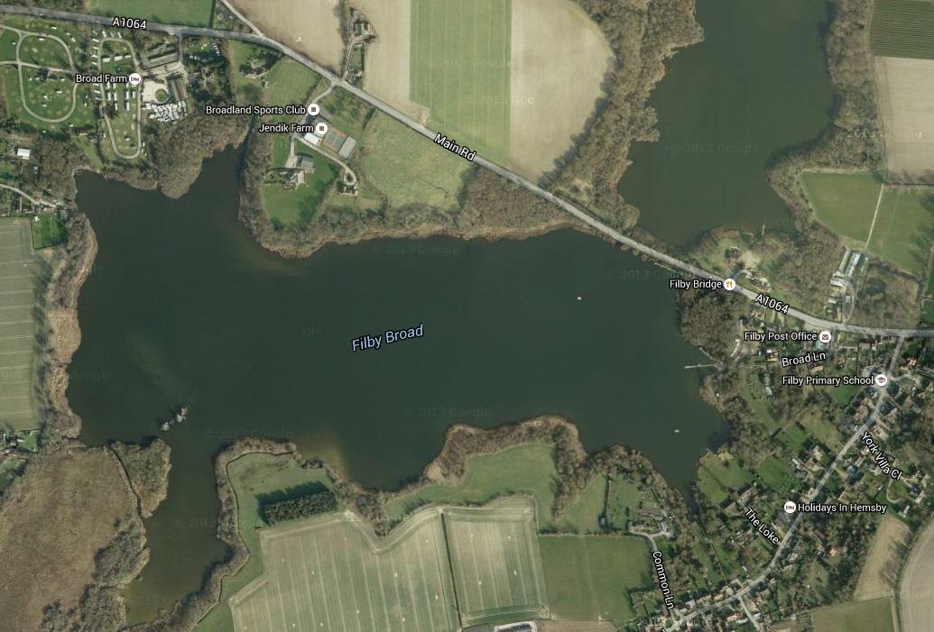 Norfolk Fishing Venues