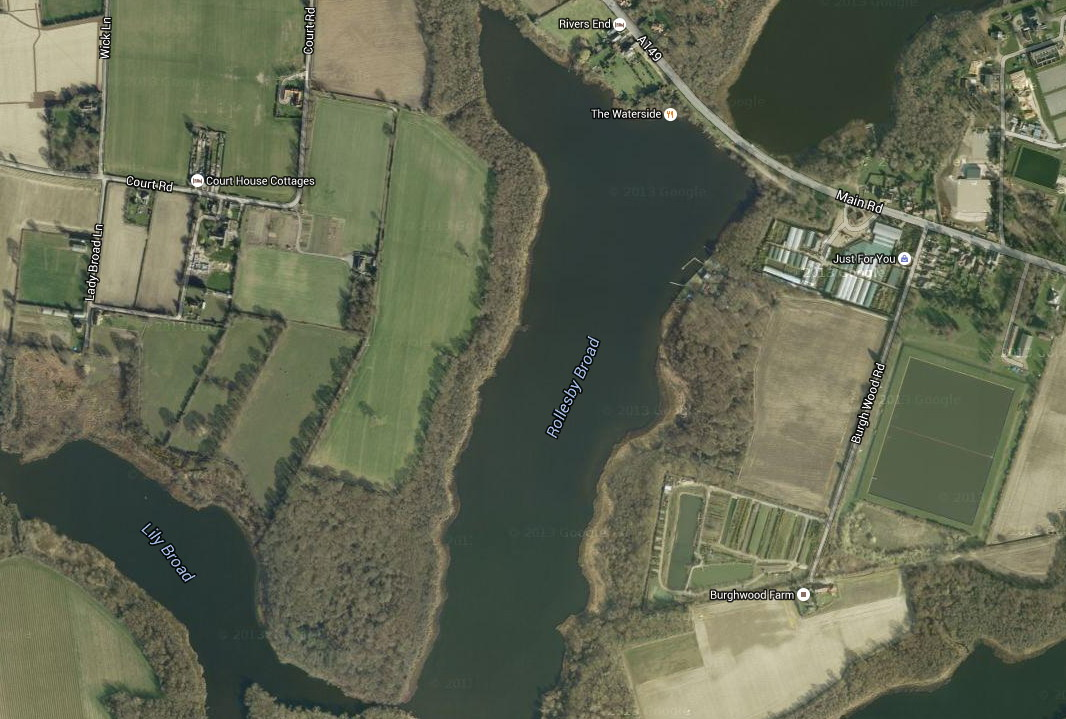Norfolk Fishing Venues